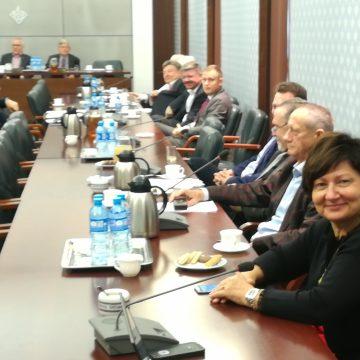 dr Teresa Dryl-Rydzyńska powołana na funkcję Przewodniczącej Komitetu Zdrowia KIG
