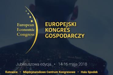 Trwa rejestracja na jubileuszową, dziesiątą edycję Europejskiego Kongresu Gospodarczego